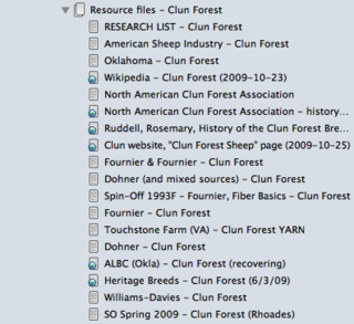 07-Scrivener 5-researchClun-resources