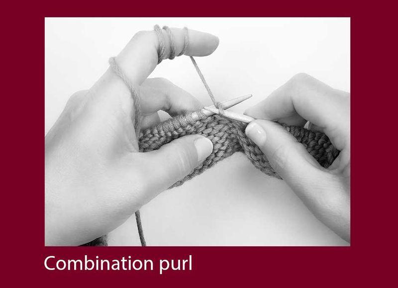 Combination-purl