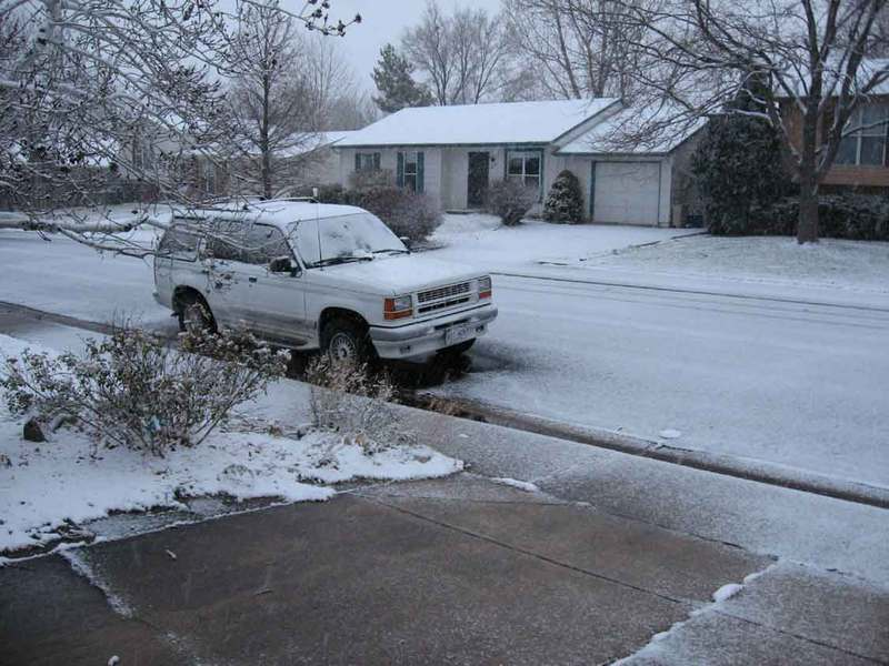 Snowandcar